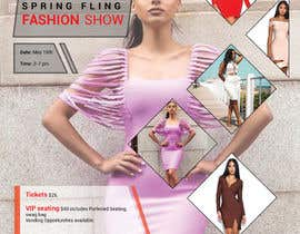 #111 untuk Fashion Show Flyer oleh princemahmud8jan
