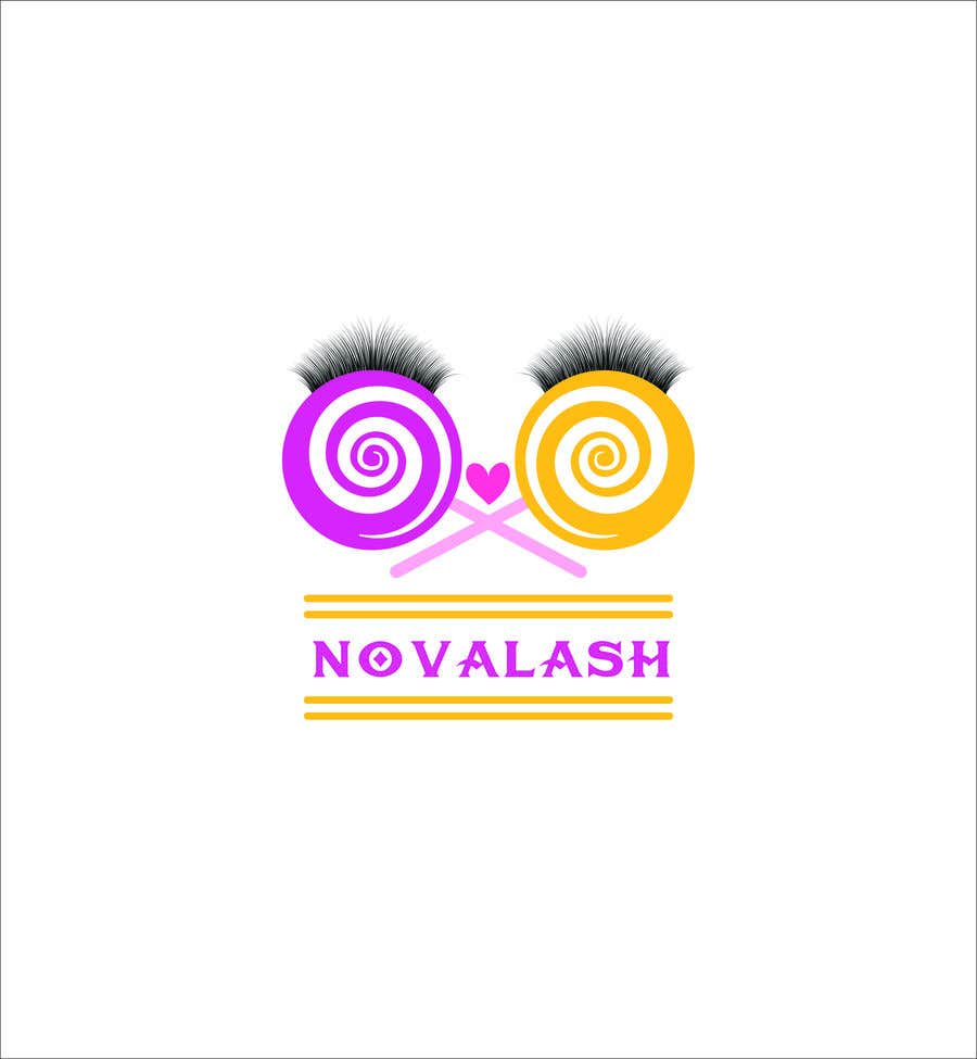Penyertaan Peraduan #52 untuk Eyelash Brand Name, Logo, and Packaging Suggestions