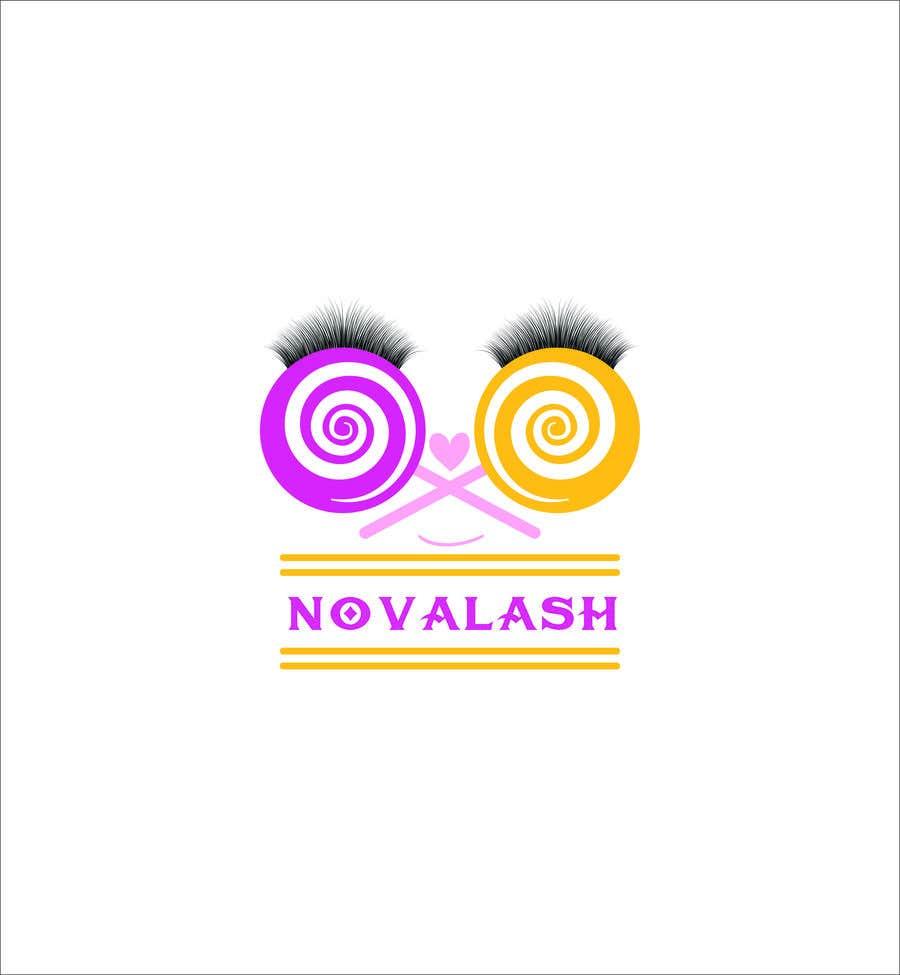 Penyertaan Peraduan #53 untuk Eyelash Brand Name, Logo, and Packaging Suggestions