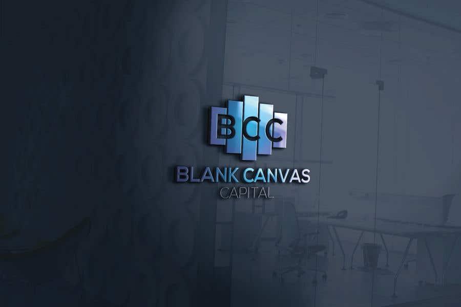 Inscrição nº 373 do Concurso para Blank Canvas Capital