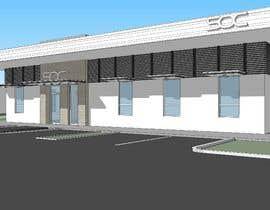 #15 cho Create a few 3d exterior renderings of an office building bởi BEdesignstudioo