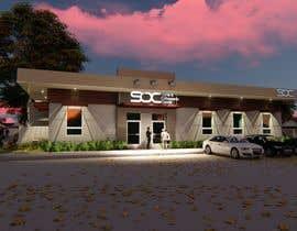 #6 cho Create a few 3d exterior renderings of an office building bởi rapz311