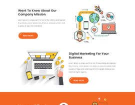 #57 untuk Website for Digital Marketing Company oleh husainmill
