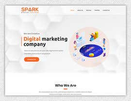 #61 untuk Website for Digital Marketing Company oleh husainmill