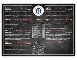 #7 for create a restaurant menu by b3ast61
