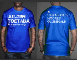 nº 96 pour Attention-grabber sports T-shirt for sports charity par shafiqulislam201