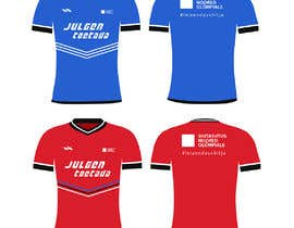 #63 for Attention-grabber sports T-shirt for sports charity by color78