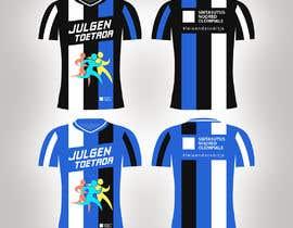 nº 64 pour Attention-grabber sports T-shirt for sports charity par color78