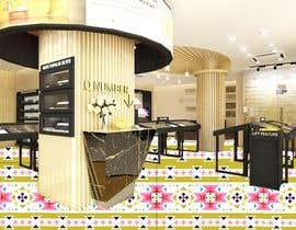#6 for Design floor/carpet for bullion retail shop by tamilcube00