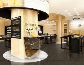 #15 for Design floor/carpet for bullion retail shop by tonarch