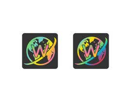 nº 39 pour Better Logo for Worldie: Colorful, Modern par BrilliantDesign8