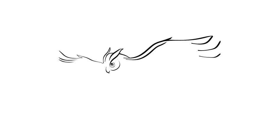 entry 9 by smilenkovichs for single line logo design freelancer