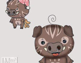 #37 for Cute Animal Characters Illustration by ImHion