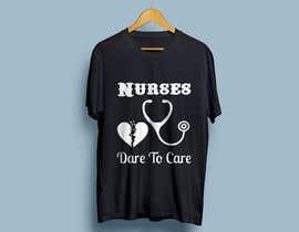 #24 untuk Nursing T-Shirt Design oleh mdzahirul