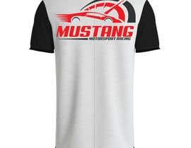 #9 cho Design for Polo Shirt - Mustang Motorsport Racing bởi somiruddin