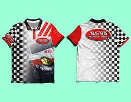 #10 cho Design for Polo Shirt - Mustang Motorsport Racing bởi mikaeilfardaei