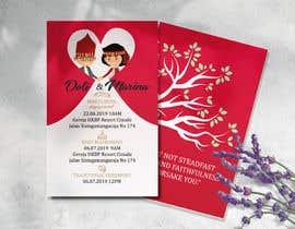 #14 para Design our Wedding Invitation por LanaZel