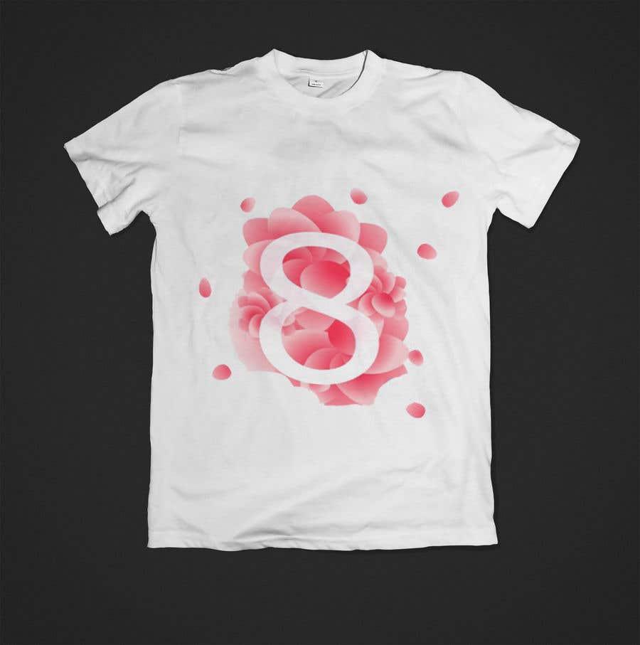 Inscrição nº 90 do Concurso para T-Shirt Deisgn Competition