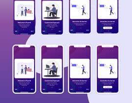 #19 para Design app screens - 3 screens only por hayakashkash