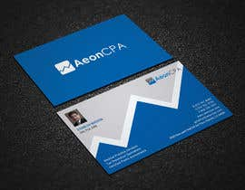 #298 para Business Card re-design por Heartbd5