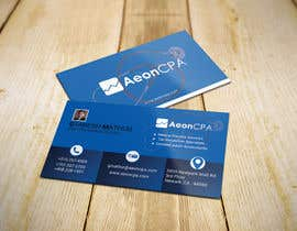 #302 para Business Card re-design por uzzalhasan9696