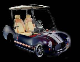 thesmutorcs tarafından Photoshop & Art create pic of High performance retro golf cart için no 4