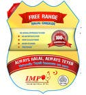 Graphic Design Inscrição do Concurso Nº36 para Graphic Design for US chicken label to be placed on bagged chicken
