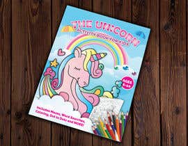 #10 cho Unicorn Activity Book Cover Ages 6-10 (Book 2) bởi ssandaruwan84