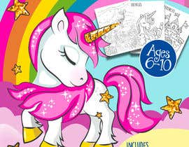 #37 cho Unicorn Activity Book Cover Ages 6-10 (Book 2) bởi marianayepez