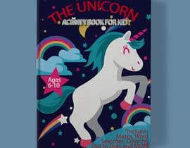 #28 cho Unicorn Activity Book Cover Ages 6-10 (Book 2) bởi mdabdur256