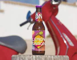 nº 33 pour Design a label for a beer bottle par BogdanStep