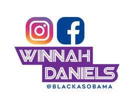 #18 for DJ Logo for Winnah Daniels af imtiazhossain707