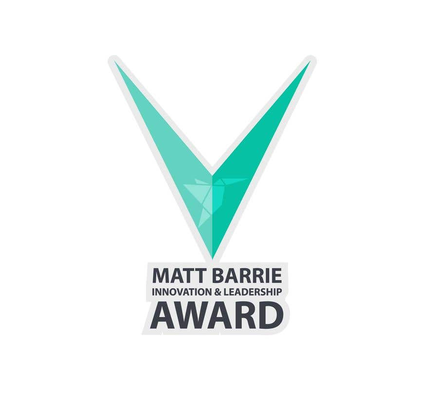 Contest Entry #28 for Design a trophy or plaque for the Matt Barrie Innovation and Leadership Award
