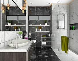 Nro 77 kilpailuun Small Bathroom Design käyttäjältä AeArts