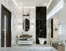 Nro 41 kilpailuun Small Bathroom Design käyttäjältä nehalhasemnh