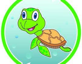 #59 para Turtle Face Illustration por Asif33