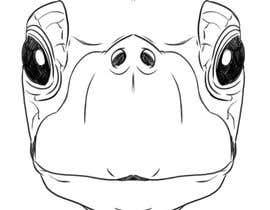 #8 para Turtle Face Illustration por the12