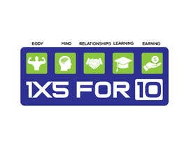#164 for 1x5 For 10 Logo by bijoy1842