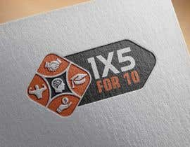 #69 for 1x5 For 10 Logo by sixgraphix