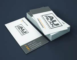 #425 untuk Business card and Logo design Round 2 oleh apple1839