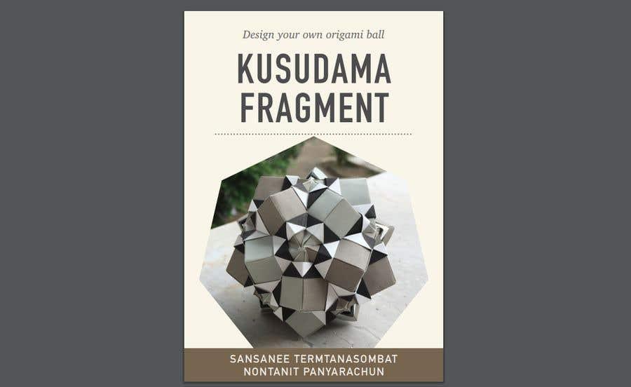 Kilpailutyö #35 kilpailussa Design kusudama book cover
