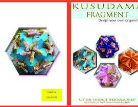 Nro 38 kilpailuun Design kusudama book cover käyttäjältä Ygull84