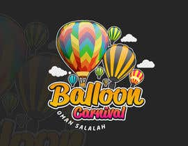 #614 for Creative logo needed for a Balloon Carnival by GoldenAnimations