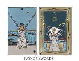 nº 54 pour Illustrate tarot card graphics par EcemDede