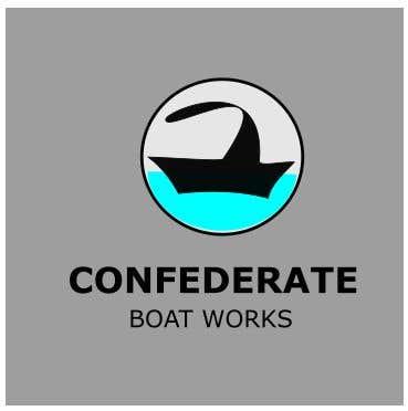 Kilpailutyö #                                        176                                      kilpailussa                                         Confederate Boat Works.