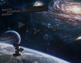 #16 for Concept Art for sci-fi base building game af xeonfl