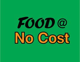 #70 for Logo: Food @ No Cost by anwarbappy