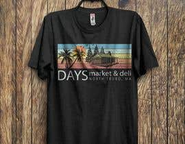 #20 para Days T-Shirts design por artmaster90