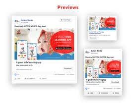 #24 untuk Create Facebook Ad for Kids App oleh Qweser