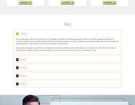 Nro 27 kilpailuun New One-Page (Scrolling with Paralax) Website Contest! käyttäjältä rajbevin